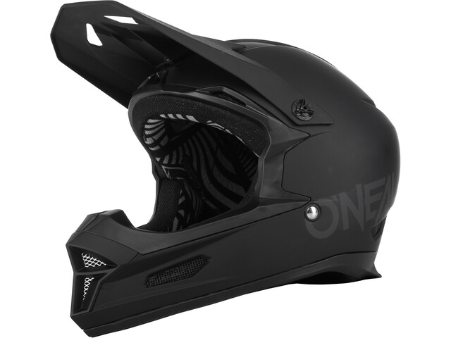 O'Neal Fury RL Helm solid-black